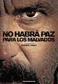 pelicula No habra paz para los malvados (2011)