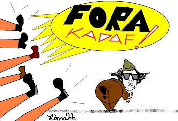 MUAMMAR KADAFF È DEMITIDO DA PRESIDÊNCIA DA LÍBIA