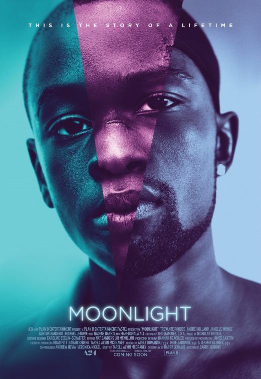 Recent releases: Moonlight (2016)