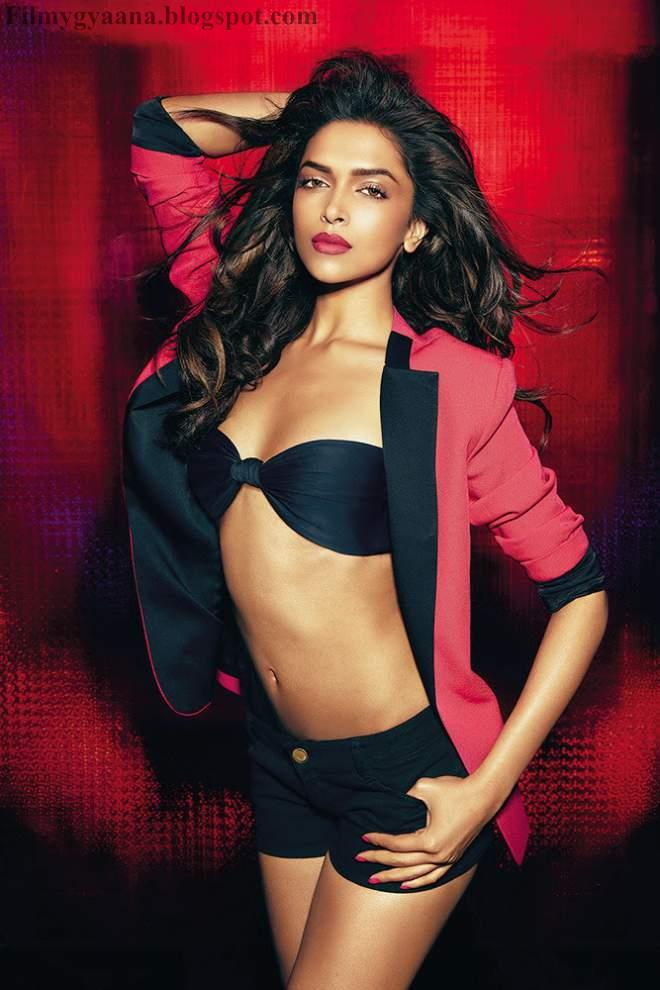 9 Most Adorable Pictures of Deepika Padukone From Photo shoot