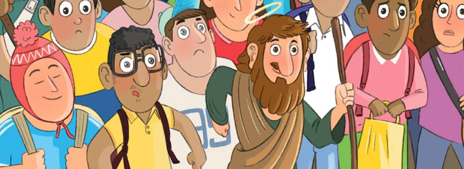 Padres sigamos el ejemplo de San José...