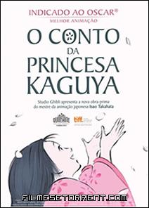 O Conto da Princesa Kaguya Torrent Dublado