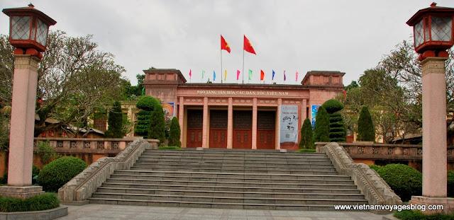Découverte les intéressant au musée ethnique à Thai Nguyen - Photo An Bui