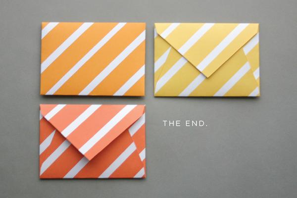 Como hacer tus propios sobres para la boda tu boda de - Kleinen briefumschlag basteln ...