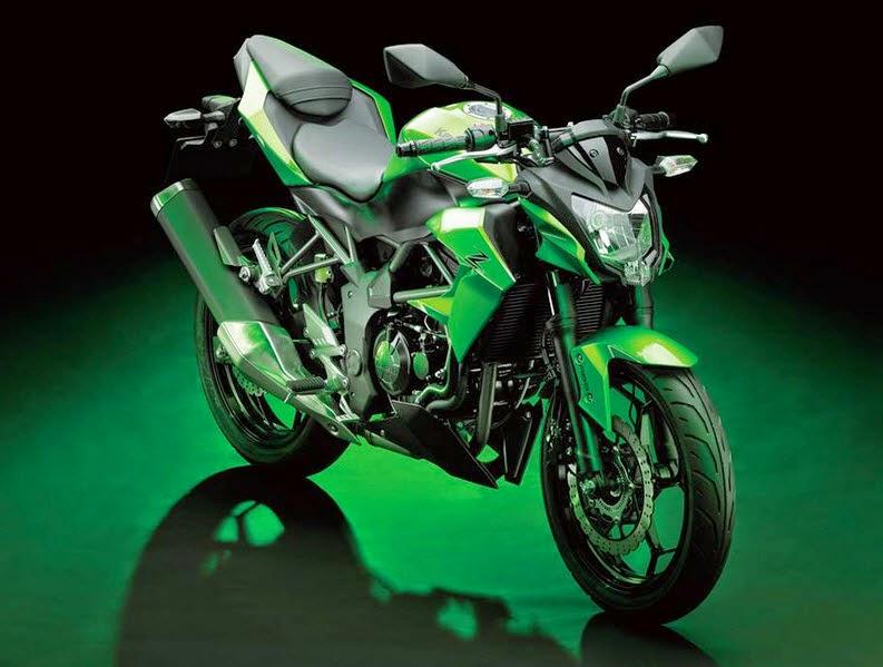 Kawasaki Z250SL ABS Super Lightweight Z