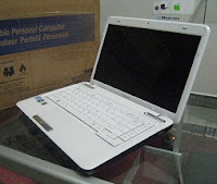 jual laptop second toshiba satellite l740