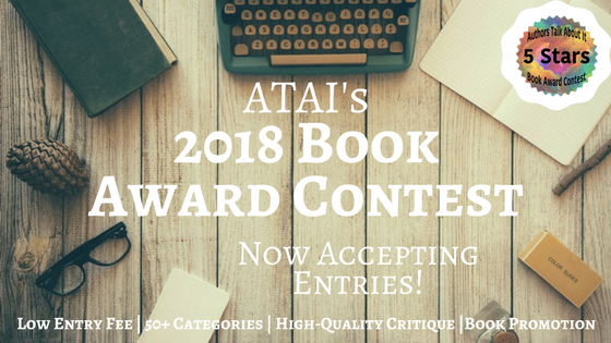 Author Talk About It Book Contest