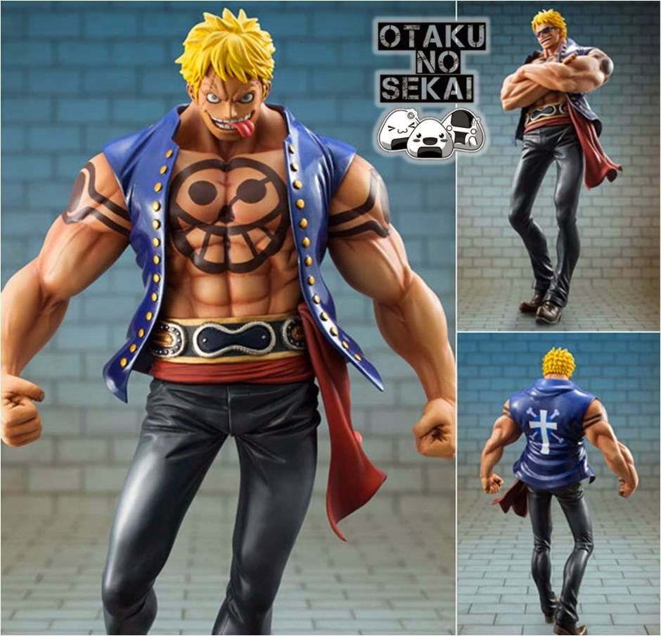 POP ONE PIECE Sailing Again Bellamy the Hyena 1/8