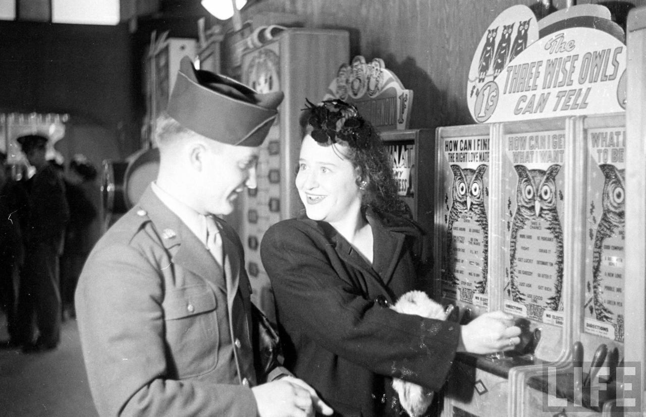 Kansas City S Wonderland Arcade In The Late 1960 Vintage