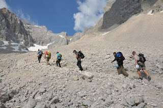 Klettern Bergsteigen Bergwandern Ballonfahren Rundflüge