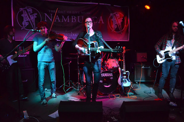Gig The Baron Von Marlon at Nambucca- Walk on the B-side