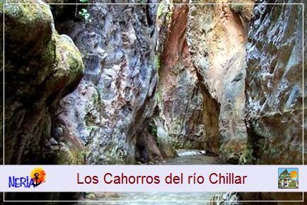 Podrá realizar senderismo familiar por el cauce del río Chillar, destacando por su belleza Los Cahorros, gargantas en las que el río se estrecha hasta permitir tocar las paredes que lo delimitan con sólo extender los brazos