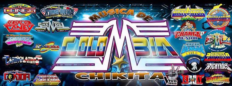  Música De Colombia Chikita   ™ ➠ Solo Música Sonidera.