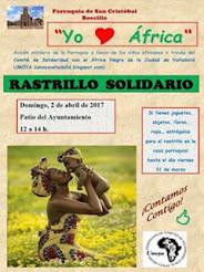 II PROYECTO  YO AMO AFRICA