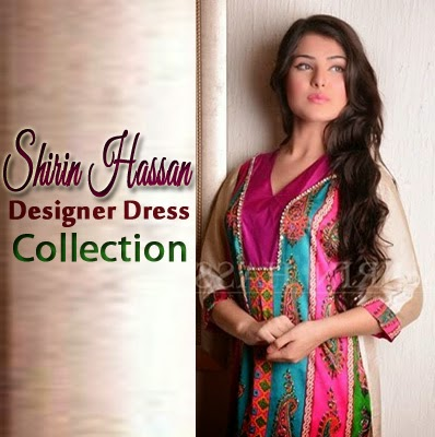 Shirin Hassan Designer Dress Collection