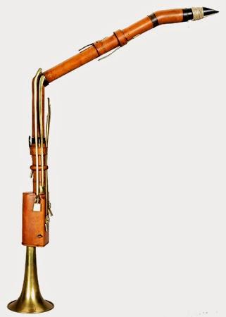 18th century Bassett Horn