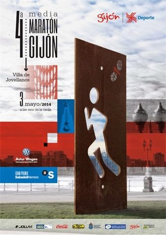 Media Maratón Gijón 2014 - Página oficial