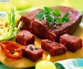 Thực đơn giảm cân hiệu quả nhất với thịt bò vai