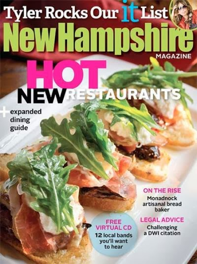 November 2011 New Hampshire Magazine