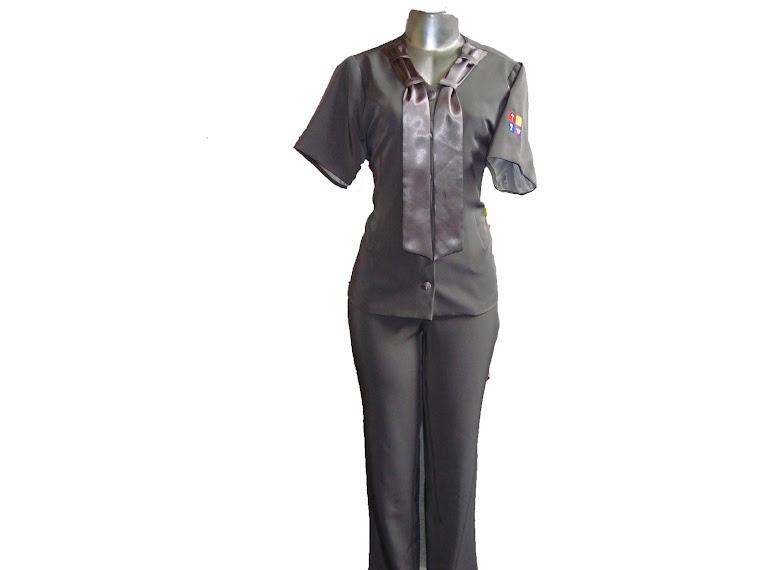 uniforme da igreja Quadrangular