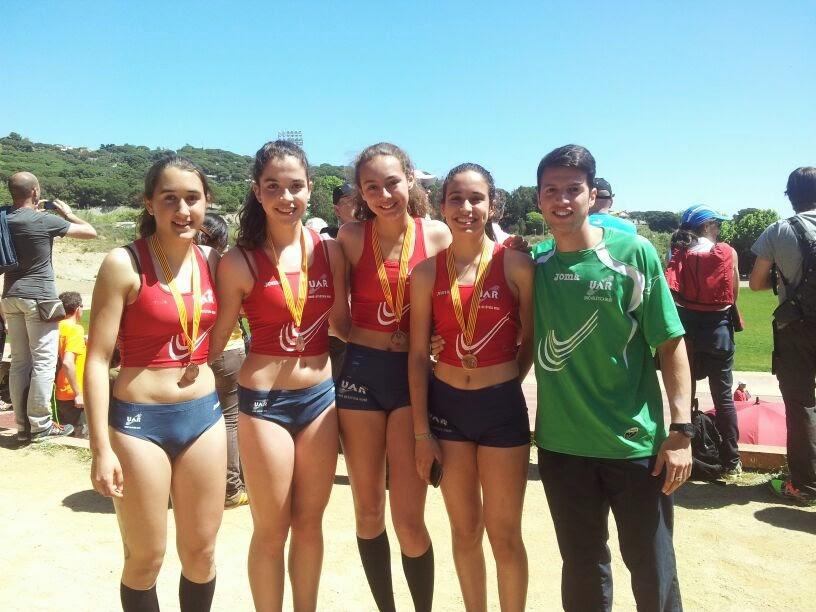 CAMPIONAT DE CATALUNYA DE RELLEUS CADET
