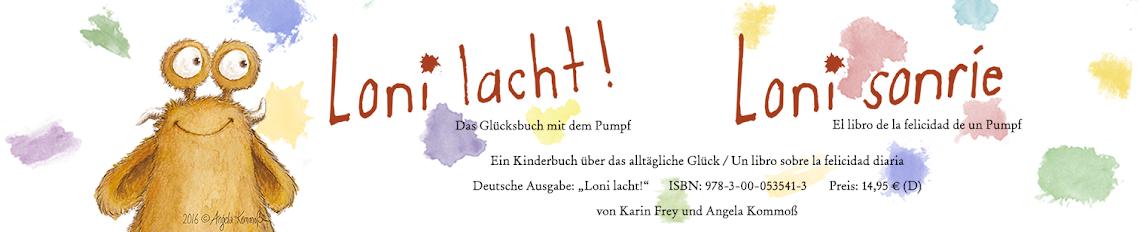 Loni lacht! – Das Glücksbuch mit dem Pumpf