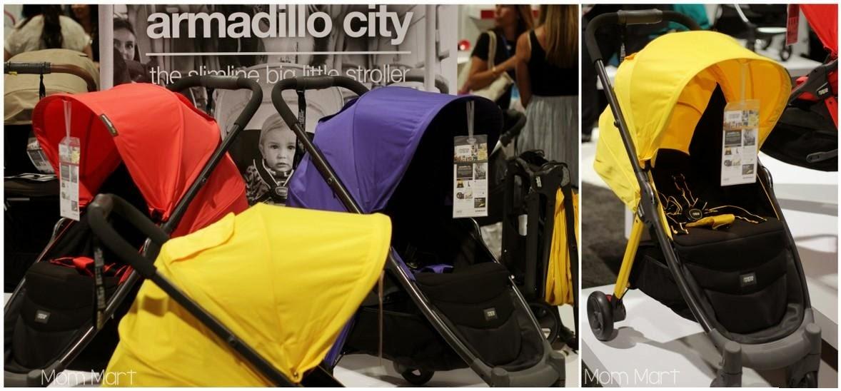 ABCKids14 Expo mamas&papas armadillo city stroller