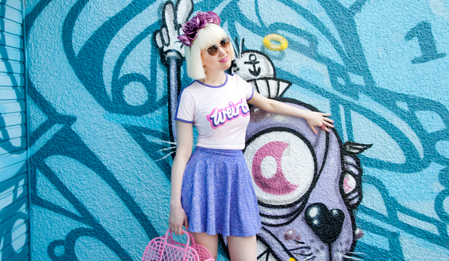 lazy oaf, barbie look, kawaii looks