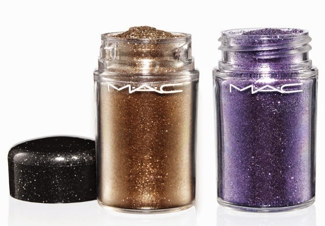 MAC Heirloom Mix Collection for Holiday 2014, Glitter, Reflects Antique Gold, Amethyst