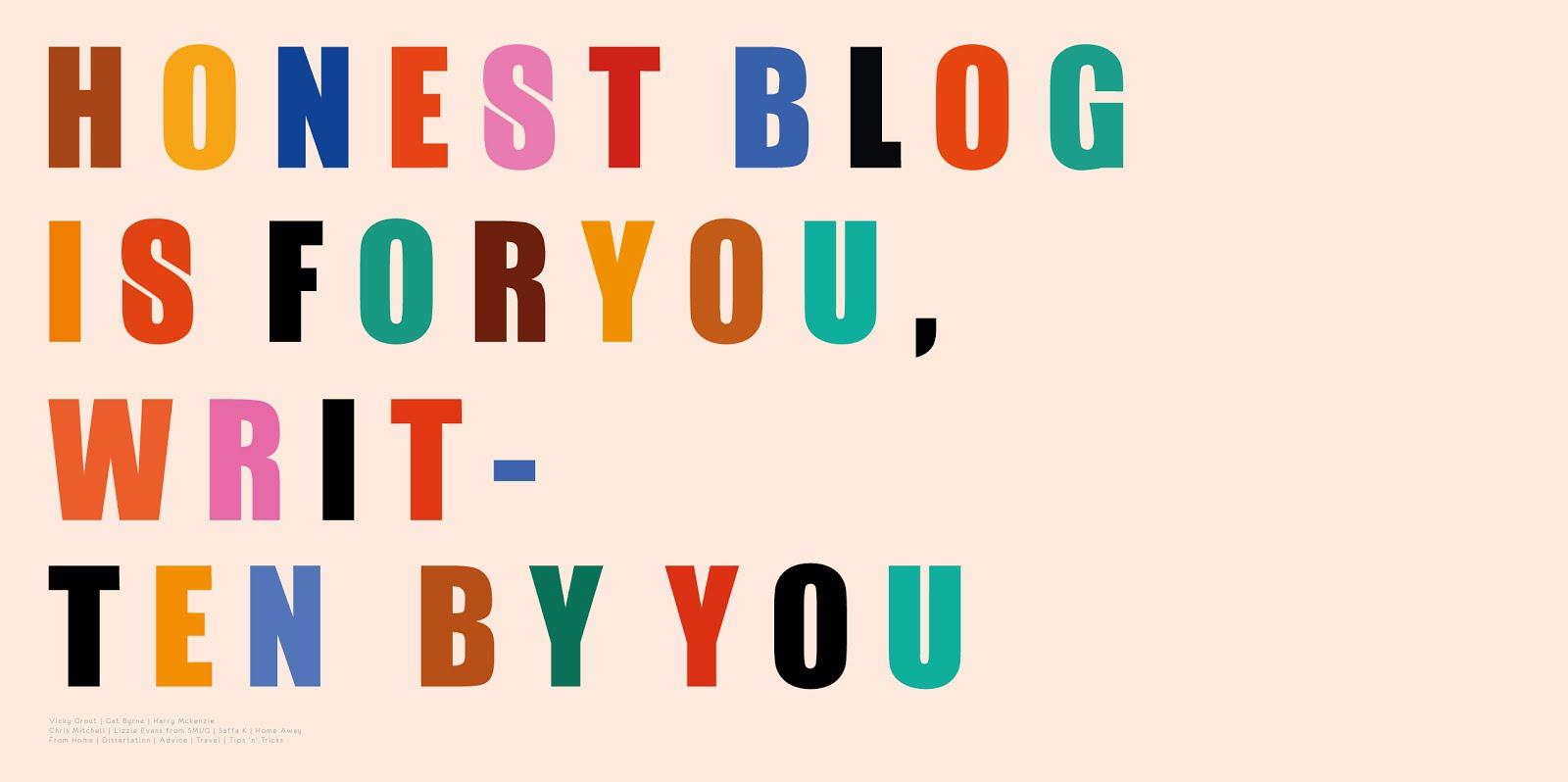 Honest Blog