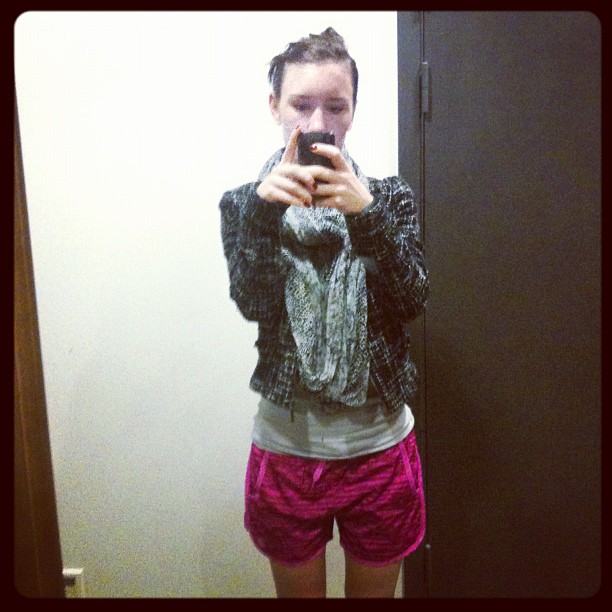 outfit träningskläder
