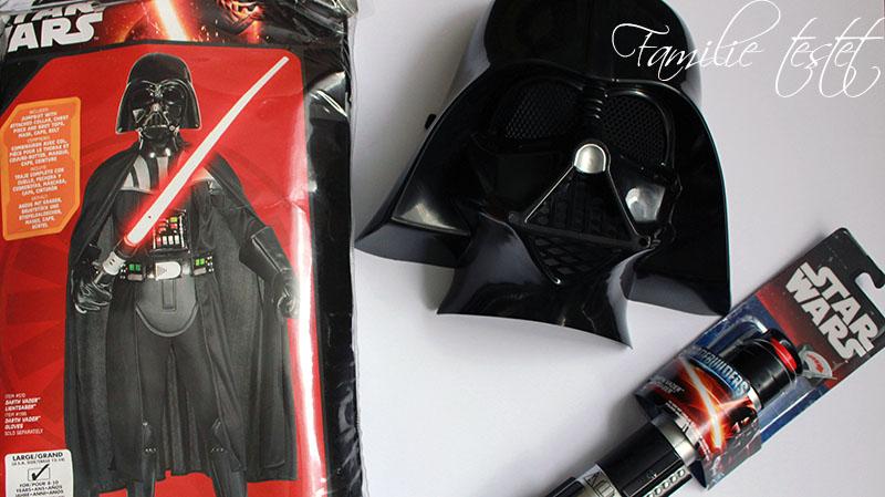 Bestellung Star Wars Darth Vader Lichtschwert Kostüm