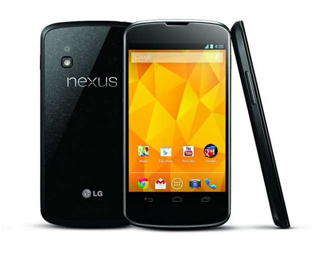 Google's Nexus 4 from LG