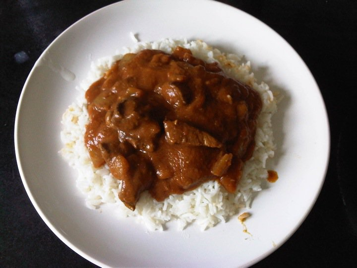 Slimming World recipes: Curry sauce