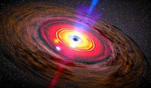 fotografiar agujero negro