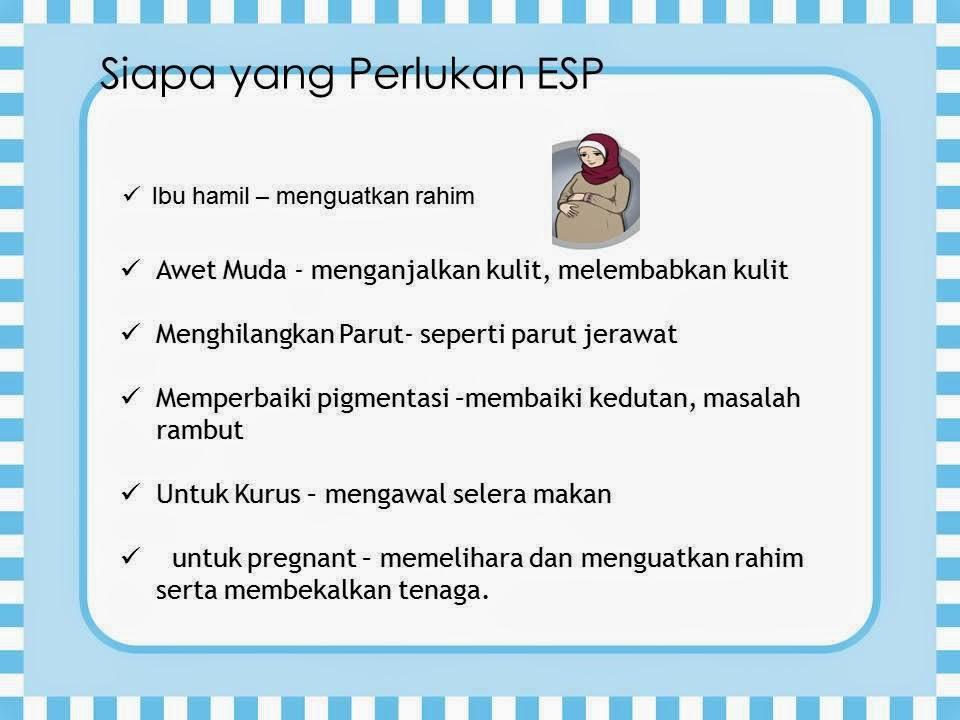 Siapa yang perlukan ESP