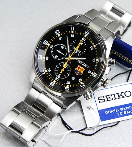 Seiko Collection Original Seiko Sportura Barcelona