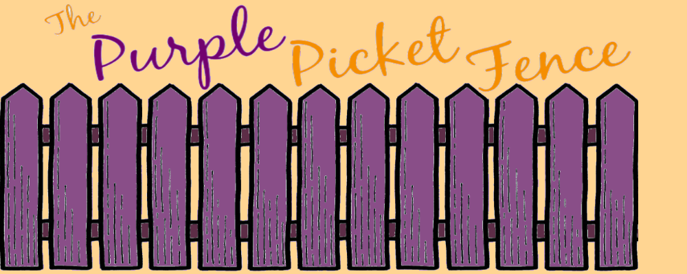 The Purple Picket Fence