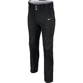 Sports authority coupon 25%: NIKE Boys' Core Dri-FIT Open Hem Baseball/Softball Pants