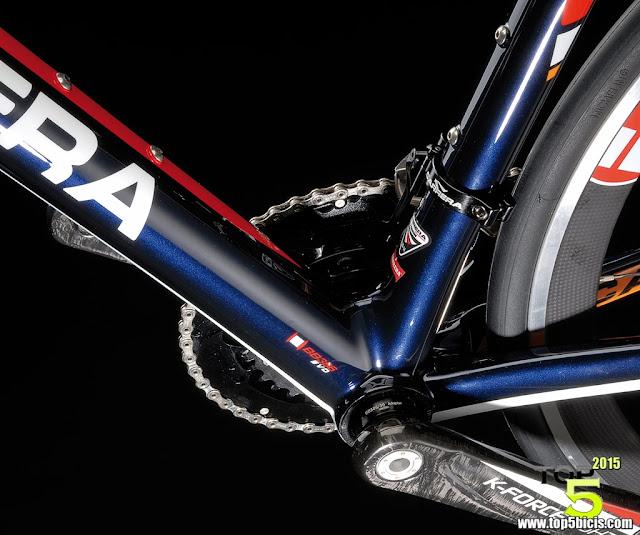Carrera VELENO EVO, una bici de largas distancias