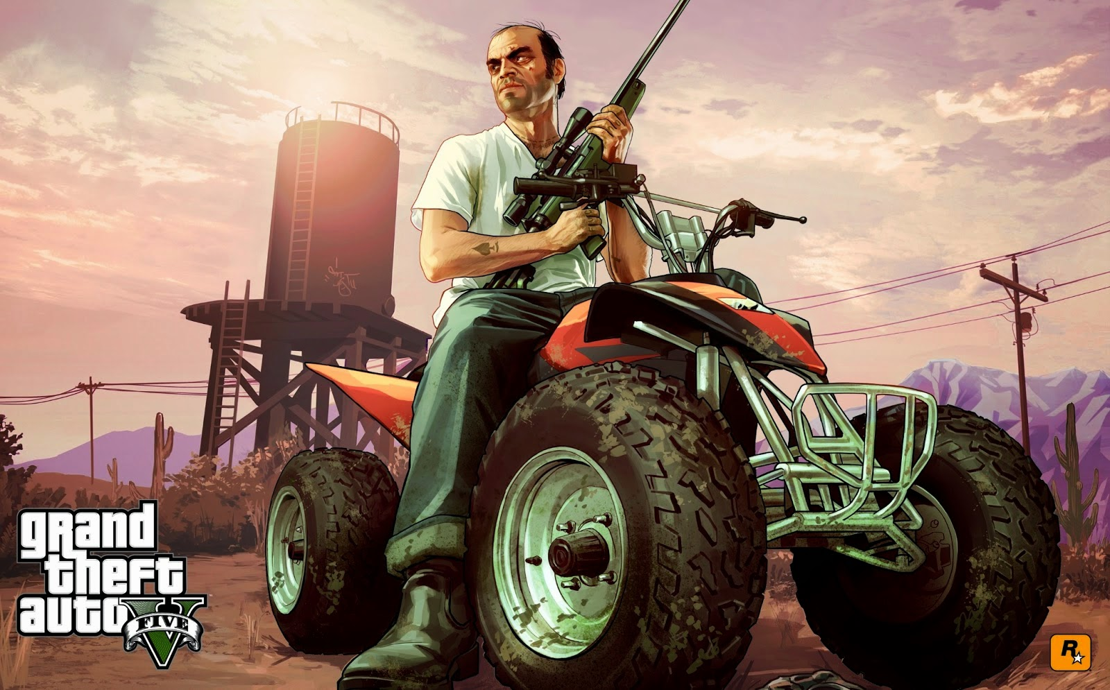 Grand Theft Auto V Full Version PC