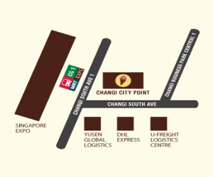 Changi City Point - WORLD INFO