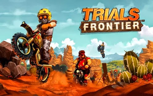 Trial Frontier v1.5.0 Android Mod
