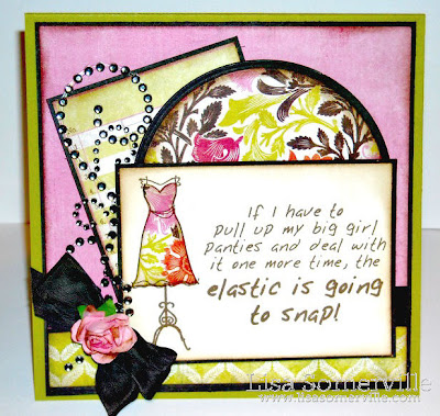 Stamps - Verses Rubber Stamps Fabulous and Classy