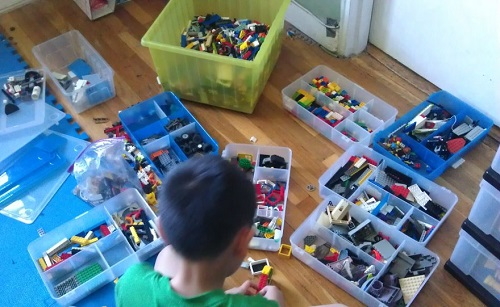 LEGOs On The Cheap