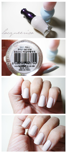 Etude House BR307 Nail Polish Review