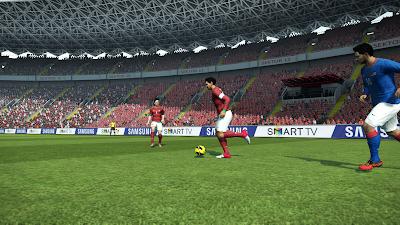 Stadion Gelora Bung Karno PES 2013