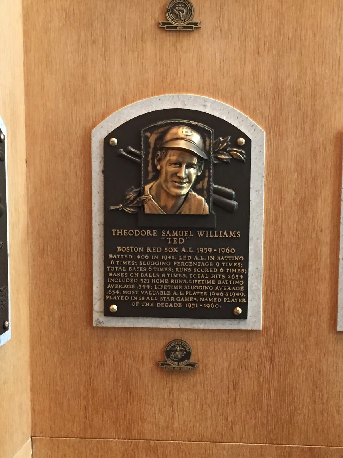 Ted Williams Hall of Fame