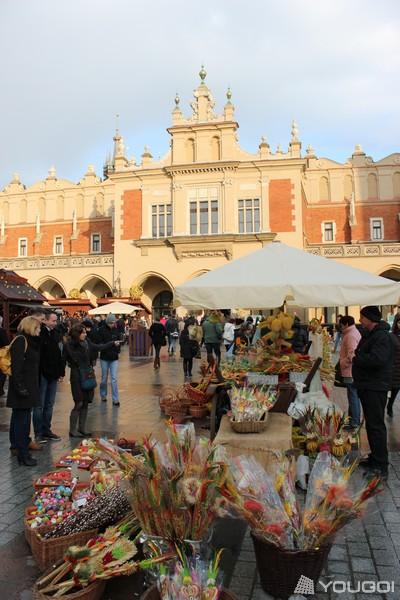 Kraków Wielkanocą