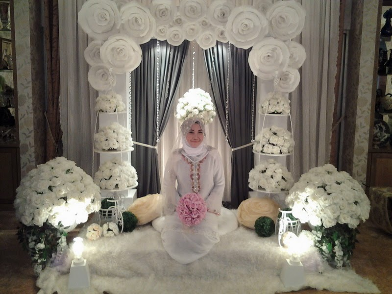Decorations - pelamin colletion 2014